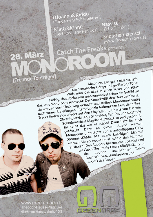 green mark monoroom